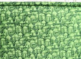 Häuser, grün, PW