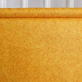Kombistoff, gemuschelt orange, gelb