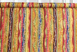Abstrakte Streifen, bunt, afrikanisch, PW
