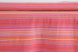 Ringel mehrfarbig, rot/rosa/pink/gelb
