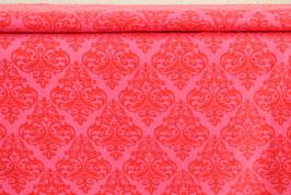 Ornamente 'love keys' in rot/pink, blau/hellblau