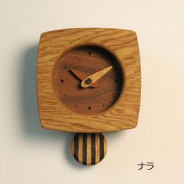 ゆらり時計