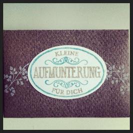 """Kleines Kuvert """"Kleine Aufmunterung"""" No. 5"""
