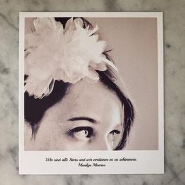 """Fotokarte """"Wir sind alle Stars"""""""