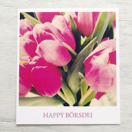"""Fotokarte """"Happy Börsdei"""""""