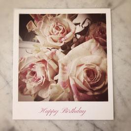 """Fotokarte """"Happy Birthday"""""""