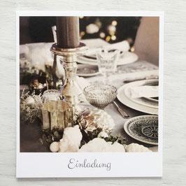 """Fotokarte """"Einladung"""""""