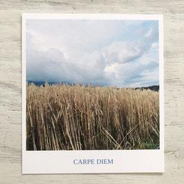 """Fotokarte """"Carpe Diem"""""""