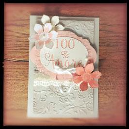 "Karte ""Amore"""