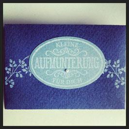 """Kleines Kuvert """"Kleine Aufmunterung"""" No. 7"""