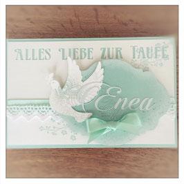 """Karte """"Alles Liebe zur Taufe"""""""