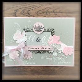 "Karte ""Wedding"" No. 4"
