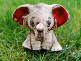 süßer, kleiner Elefant, 10 cm