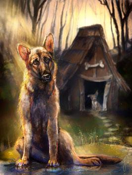Der Hund (Treue)