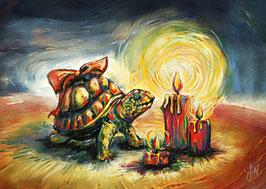 Schildkröte (Gratulation)