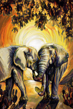 Elefanten (Valentinstag)