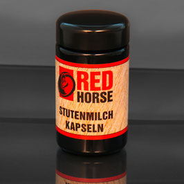 Gefriergetrocknete Stutenmilch-Kapseln