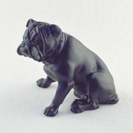 Dogge schwarz - Reichenbach