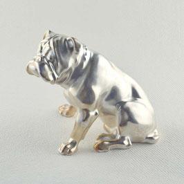 Dogge silber - Reichenbach