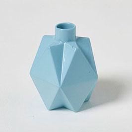 Vase Star - blau