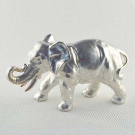 Elefant silber - Reichenbach