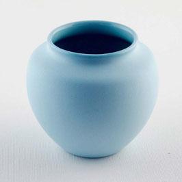 Vase rund - türkis