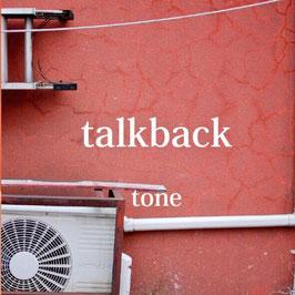 """2nd mini Album """"talkback"""""""