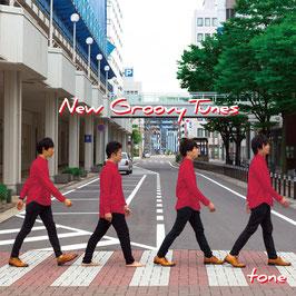 "1st Triple A-side Single ""New Groovy Tunes"""