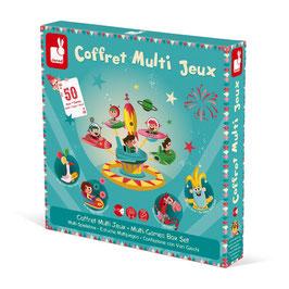 Janod - Coffret multi-jeux