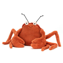 Crispin crab- Jellycat
