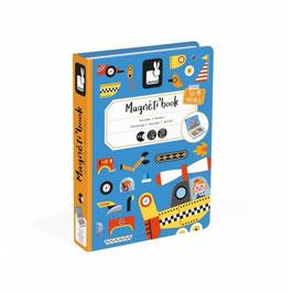 Janod - Magnéti'book, bolides