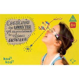 Fabrique tes lunettes de vision animale! - Koa Koa
