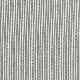 Coton enduit stripe Grey