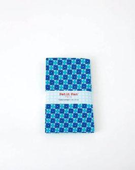Coupon coton enduit Petit Pan Origami