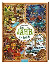 """Wimmelbuch """"Ein Jahr im Wald"""""""
