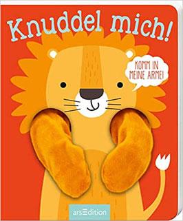 """Pappbilderbuch """"Knuddel mich"""""""