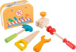 Werkzeugkoffer oder Werkzeuggürtel
