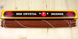 (TNB) Red Crystal Incense