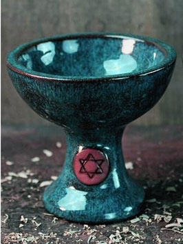 (RZ) Star Chalice, Turkish Green