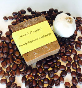 Anti - Knobi Kaffeeseife