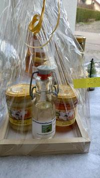 Geschenkideen aus Bienenprodukten
