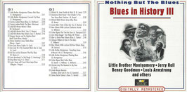 Blues In History III: Little Brother Montgomery, Tommy Ladnier, Jelly Roll Morton, Louis Armstrong