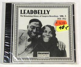 Leadbelly Vol.5 1938 - 1942             (mit Sonny Terry)