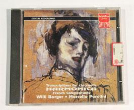 Willi Burger/Marcello Parolini - French Compositions