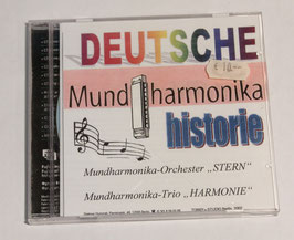 Deutsche Mundharmonika Historie - Stern Orcheser / Trio Harmonie