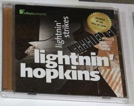 Lightnin' Hopkins - Ligtnin' Strikes