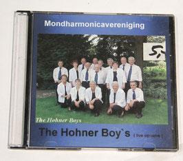 Mondharmonicavereniging The Hohner Boys
