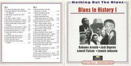 Blues In History I  - Kokomo Arnold, Jack Dupree, Lowell Fulson, Lonnie Johnson