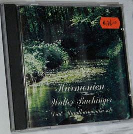 Walter Buchinger - Harmonien - (Diat. Mundharm. Solo)