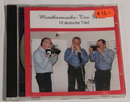 Mundharmonika-Trio Sigl - 10 deutsche Titel